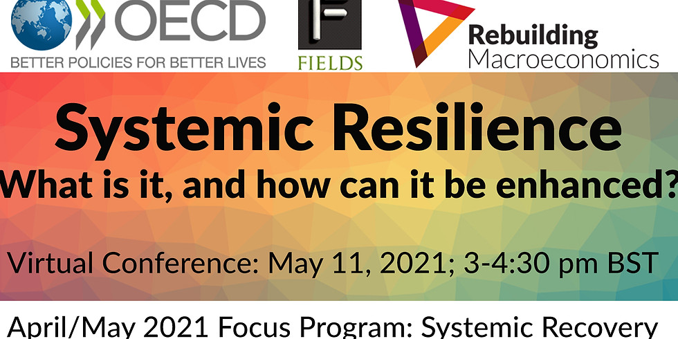 Systemic Resilience: What is it, and how can it be enhanced?