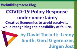 COVID-19 Policy Response under Uncertainty