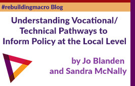 Understanding Vocational/Technical Pathways to Inform Policy at the Local Level