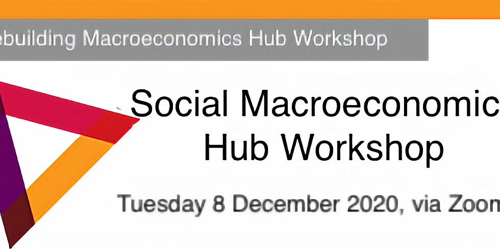 Social Macroeconomics Hub Workshop
