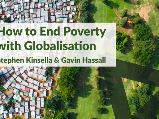 How to End Poverty with Globalisation