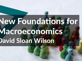 New Foundations for Macroeconomics