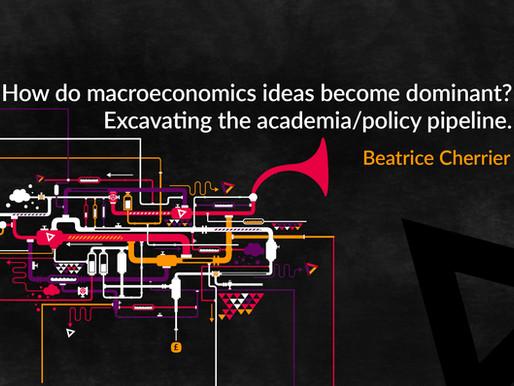 How do Macroeconomics Ideas Become Dominant?
