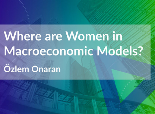 Where are Women in Macroeconomic Models?