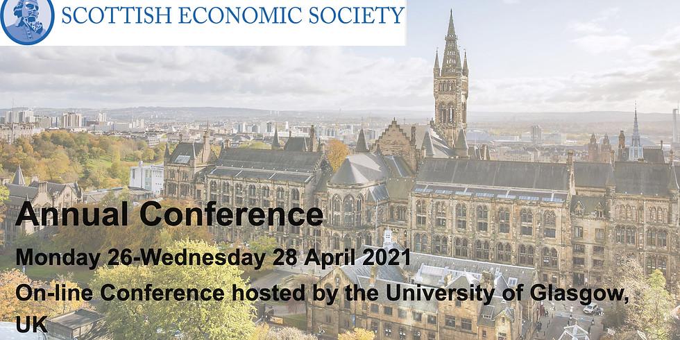 Scottish Economic Society Annual Conference
