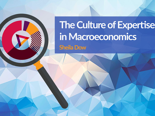 Culture of Expertise in Macroeconomics