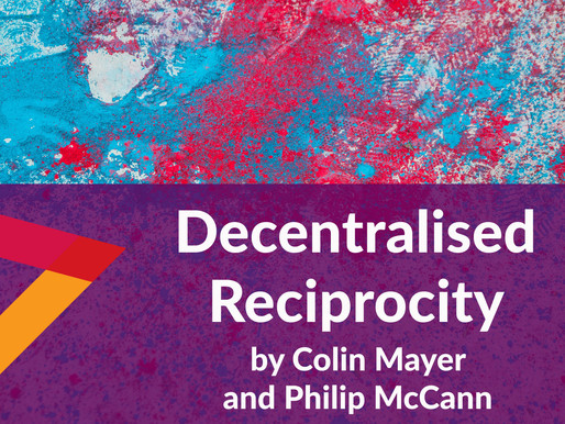 Decentralised Reciprocity