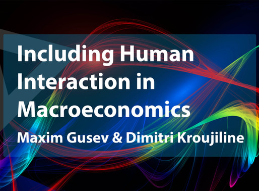 Including Human Interaction in Macroeconomics