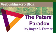 The Peters' Paradox