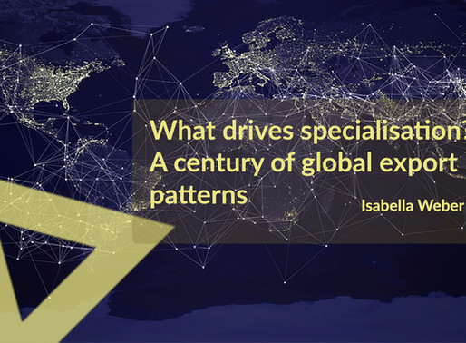 What Drives Specialisation?
