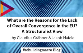 What are the Reasons for the Lack of Overall Convergence in the EU? A Structuralist View