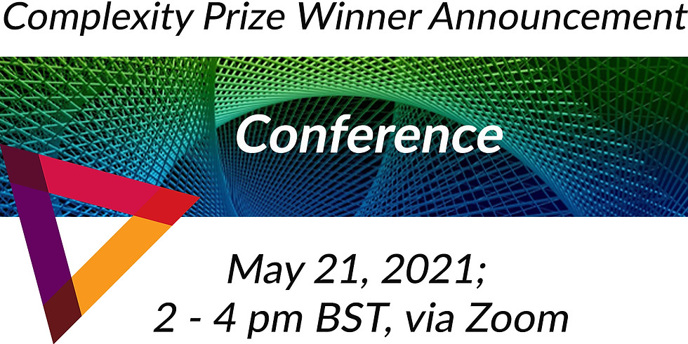 Conference: Complexity and Macroeconomics Competition Winner Announcement