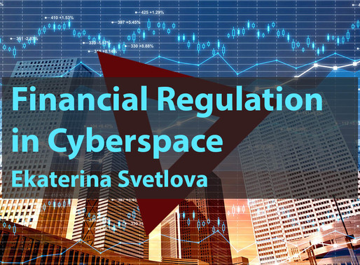 Financial Regulation in Cyberspace
