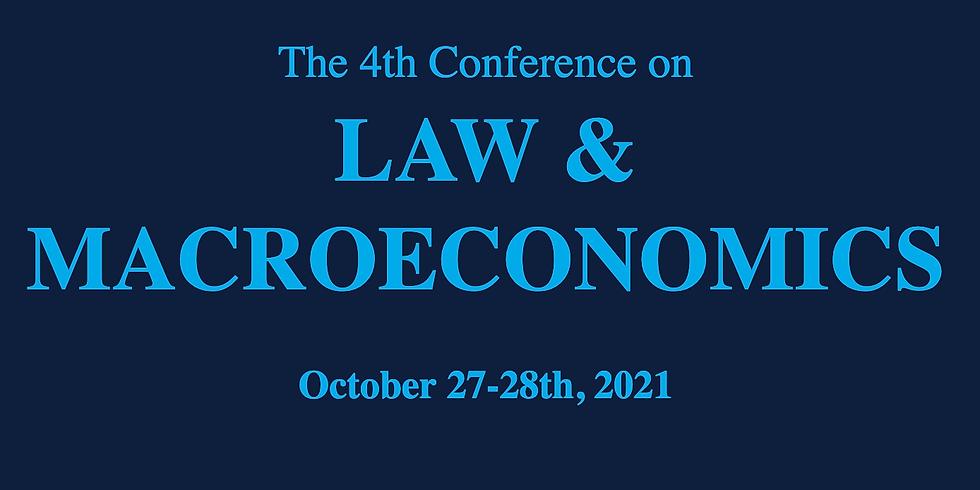 Law & Macroeconomics Conference 2021