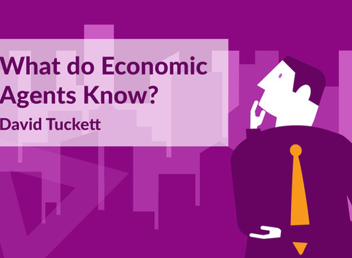 What do Economic Agents Know?