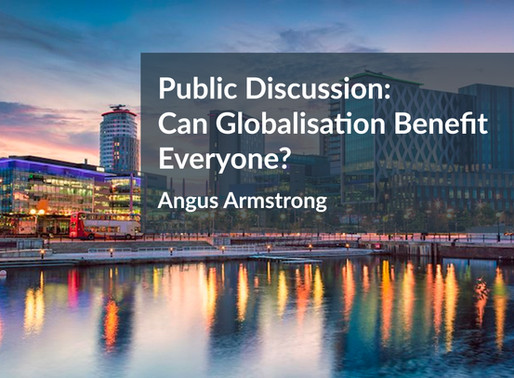 Public Discussion: Can Globalisation Benefit Everyone?