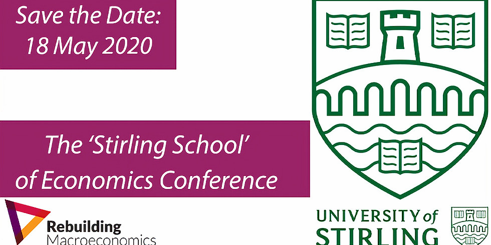 The 'Stirling School' of Economics Conference