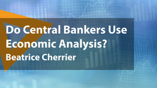 Do Central Bankers use Economic Analysis?