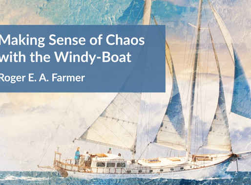 Making Sense of Chaos with the Windy-Boat