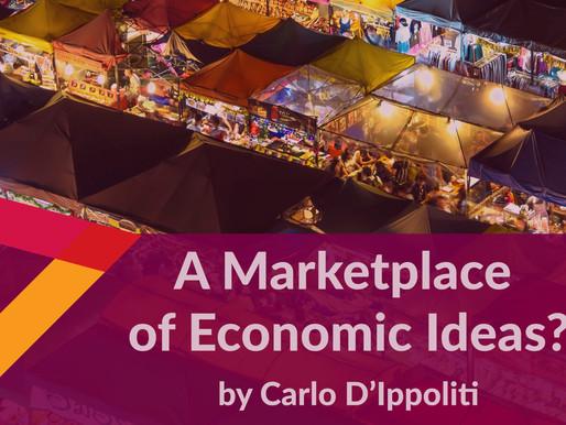 A Marketplace of Economic Ideas