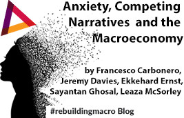 Anxiety, Competing Narratives and the Macroeconomy: what is the role of policy in stabilising expect