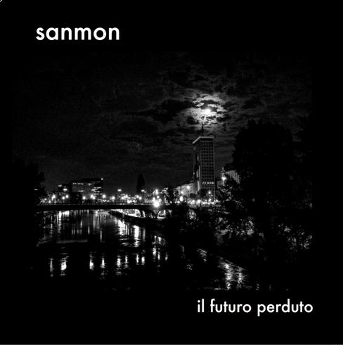 """Album Cover (Sanmon): """"il futuro perduto"""""""