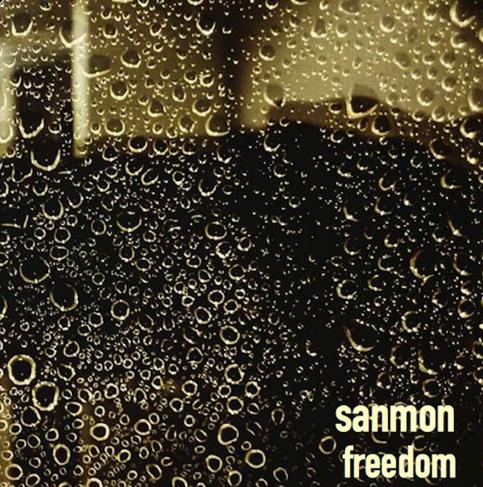 """Album Cover (Sanmon): """"freedom"""""""