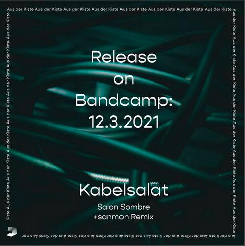 """Kabelsalat: Cover """"Aus der Kiste"""""""