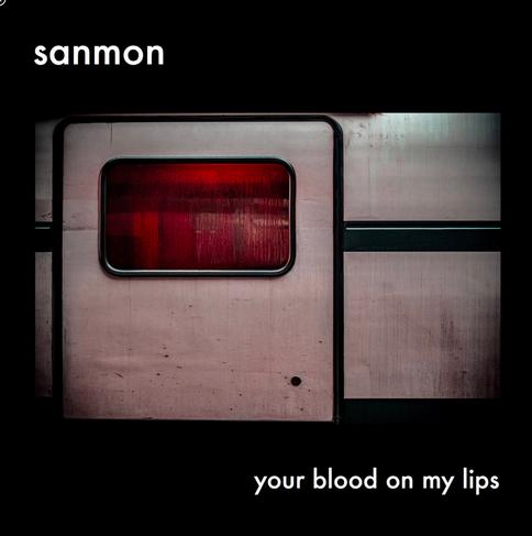 "Album Cover (Sanmon): ""Your blood on my lips"""