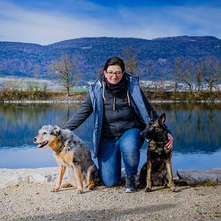Hundeportraits: Rueti, Sandra Moyo