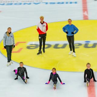 Eiskunstlaufen in Biel: Saisonstart