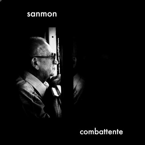 """Album Cover (Sanmon): """"combattente"""""""