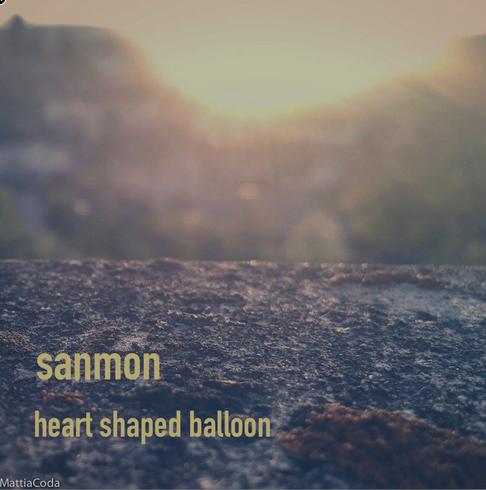 "Album Cover (Sanmon): ""heart shaped balloon"""