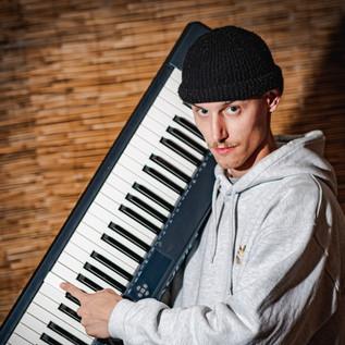 """Studio-Shooting für das Album von der Berner-Musikband """"zumbispiu61"""""""