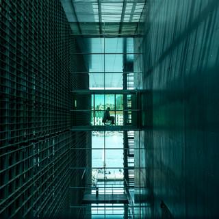 Eingangsbereich KKL