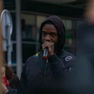 "Bilder zur ""Black lives matter"" Demonstration in Biel 2020"