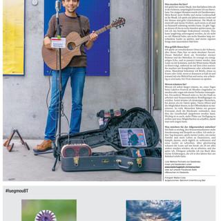 Seeländer (Place Publique). Bild und Interview: Mattia Coda; Bieler Tagblatt