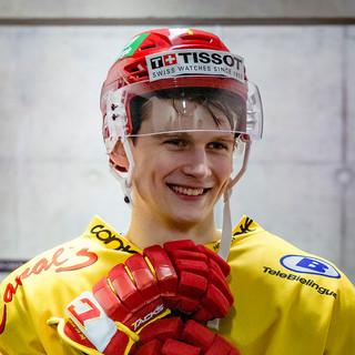 Alexander Jakovenko: EHC Biel Bild: Mattia Coda; Bieler Tagblatt
