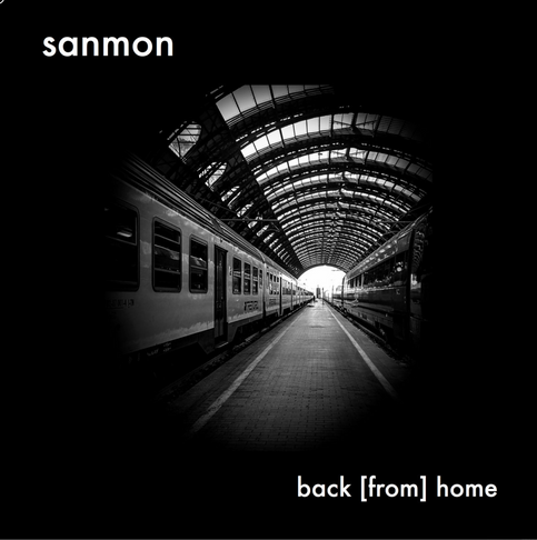 """Album Cover (Sanmon): """"back (from) home"""""""