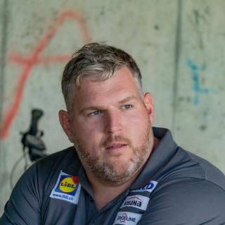 Schwingerkönig Christian Stucki