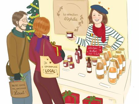 C'est bientôt Noël : petit précis pour des courses avisées