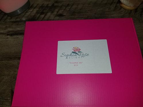 Self-Care(Pamper Me) Box