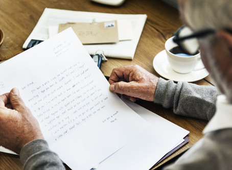 Pen Pals for Seniors Wanted!