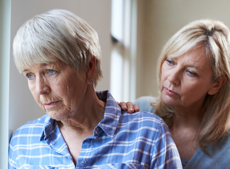 COVID-19 Raises Concern Amongst Families with Aging Parents Living Home Alone.