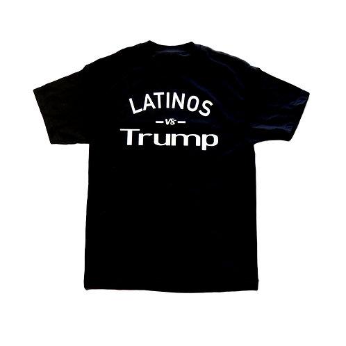 Latinos VS Trump Tee