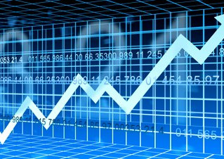 Stock Market Prediction Using Associative Remote Viewing by Inexperienced Remote Viewers by