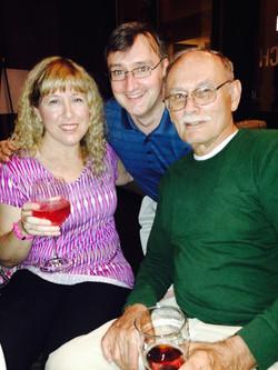 Debra Katz, Jon Knowles, Stephen