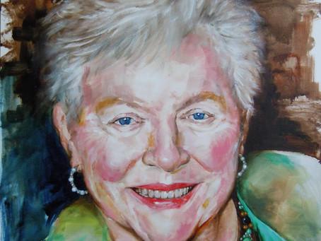 Portrait of Phyllis Klyn