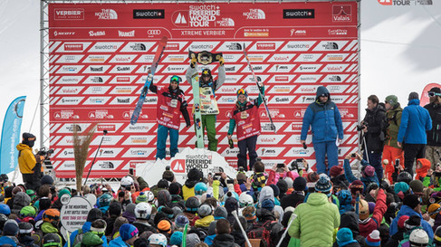 FREERIDE WORLD CHAMPION 2015
