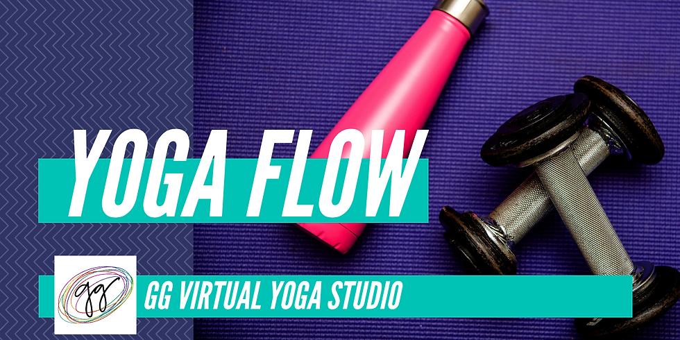 Yoga Flow (W 8/26)